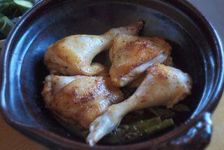Donabe_chicken