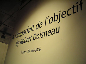 Doisneau_entrance